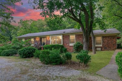 Nashville Single Family Home For Sale: 5738 Knob Rd
