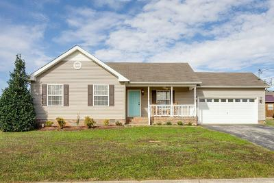 Columbia Single Family Home Under Contract - Not Showing: 531 Winning Dr