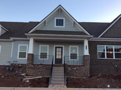 Nolensville Single Family Home For Sale: 619 Weybridge Dr., Lot #83