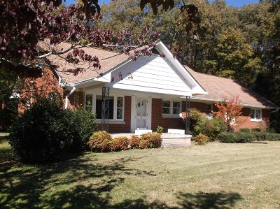Lawrenceburg Single Family Home For Sale: 558 Weakley Creek Rd