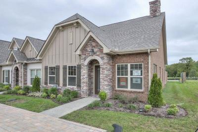 Gallatin Condo/Townhouse For Sale: 151 Winslow Ct. Lot 99