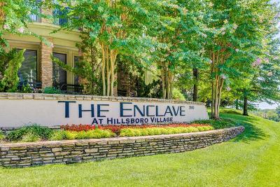 Condo/Townhouse For Sale: 2600 Hillsboro Pike Apt 403 #403
