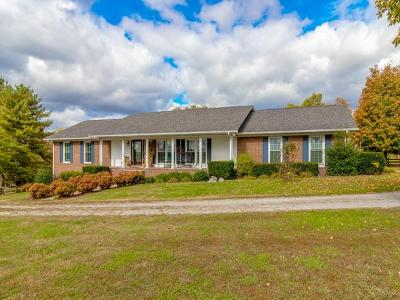 Lewisburg Single Family Home For Sale: 2318 New Columbia Hwy