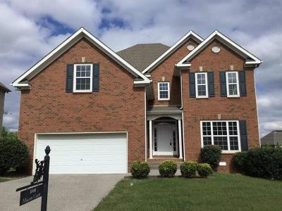 Spring Hill Rental For Rent: 3004 Macon Ct