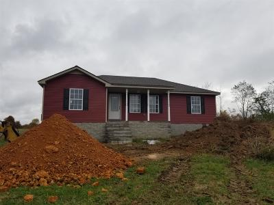 Macon County Single Family Home Under Contract - Not Showing