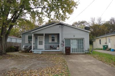 Madison Multi Family Home Under Contract - Not Showing: 264 Warrior Rd