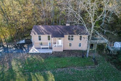 Franklin  Single Family Home For Sale: 1116 Hunting Creek Rd