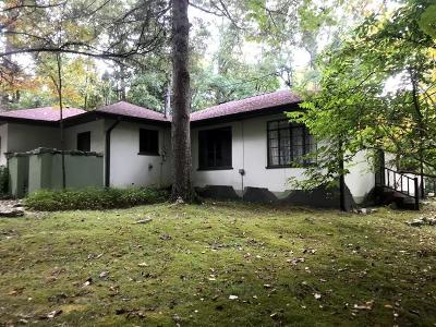 Sewanee Single Family Home Under Contract - Not Showing: 246 Curlicue Road