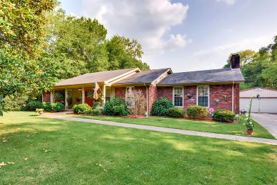 Lavergne Single Family Home For Sale: 133 Lookout Dr