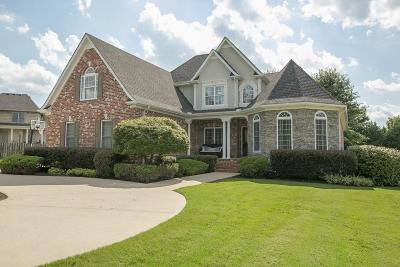 Murfreesboro Single Family Home For Sale: 3465 Sulphur Springs Rd