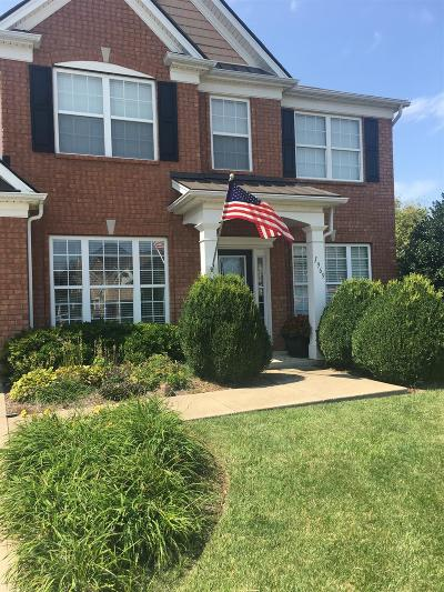 Nolensville Single Family Home Under Contract - Not Showing: 1969 Ashburn Ct