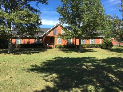 Bedford County Single Family Home For Sale: 255 E Hwy 82