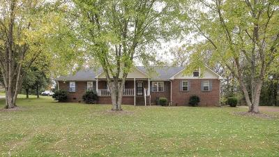 Pegram Single Family Home For Sale: 535 Bluff View Dr.