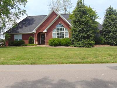 Lawrenceburg Single Family Home Under Contract - Not Showing: 781 Wesley Chapel Rd