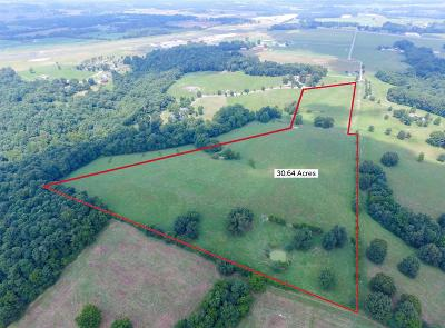 Adams, Clarksville, Springfield, Dover Residential Lots & Land For Sale: Clarence Murphy Rd