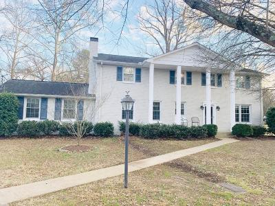 Single Family Home For Sale: 101 Harding Road Ct