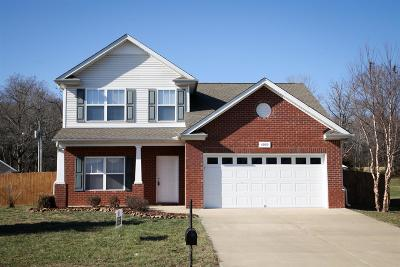 Spring Hill Rental Under Contract - Not Showing: 4995 Morning Dove Lane