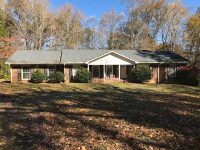 Adams, Clarksville, Springfield, Dover Single Family Home For Sale: 377 Fantasy Ln