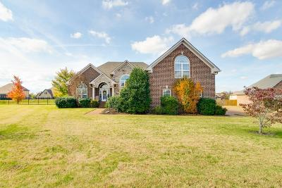 Single Family Home For Sale: 507 Augusta Ln
