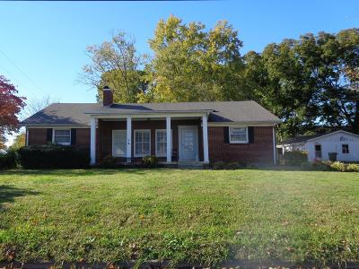 Lawrenceburg Single Family Home For Sale: 905 North Military