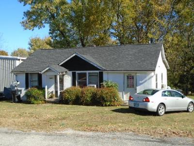 Maury County Multi Family Home Under Contract - Not Showing: 1513 Bailey St