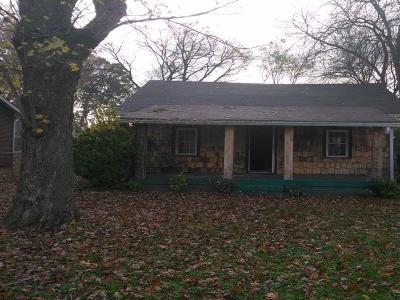Old Hickory Single Family Home For Sale: 302 28th St
