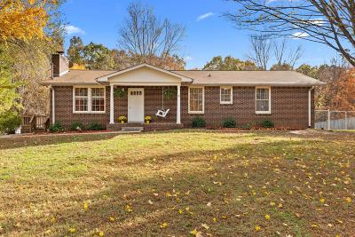 Williamson County Single Family Home For Sale: 7526 King Rd