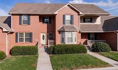 Christian County, Ky, Todd County, Ky, Montgomery County Condo/Townhouse For Sale: 135 Excell Rd #1002
