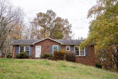 Clarksville Single Family Home For Sale: 406 Corinne Cir