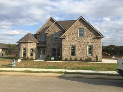 Murfreesboro Single Family Home For Sale: 1608 Amapola Ln. #23