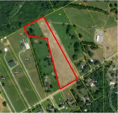 Lebanon Residential Lots & Land For Sale: 610 Rome Pike