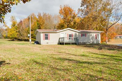 Cheatham County Single Family Home For Sale: 1714 Buck Hollow Rd