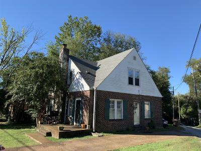 Multi Family Home For Sale: 2211 Natchez Trce