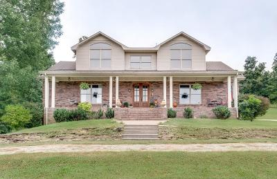 Marshall County Single Family Home For Sale: 3300 Whitesell Rd