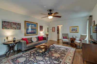 Nashville Condo/Townhouse For Sale: 202 46th Ave N