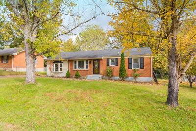 Cheatham County Single Family Home Under Contract - Showing: 105 Clifton St