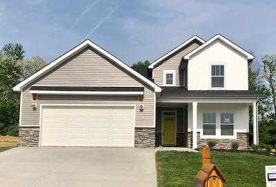 Clarksville Single Family Home For Sale: 80 Reserve At Sango Mills