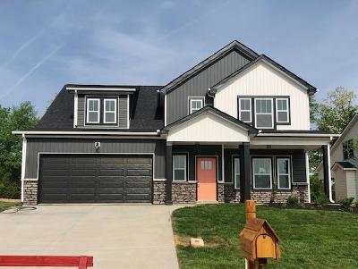 Clarksville Single Family Home For Sale: 81 Reserve At Sango Mills