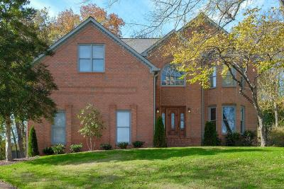 Brentwood Single Family Home Under Contract - Showing: 7121 N Lake Dr