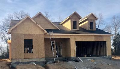 Clarksville Single Family Home For Sale: 82 Reserve At Sango Mills