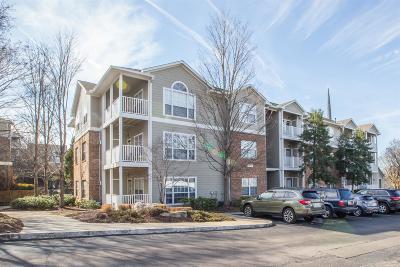 Nashville Condo/Townhouse For Sale: 2025 Woodmont Blvd Apt 311 #311