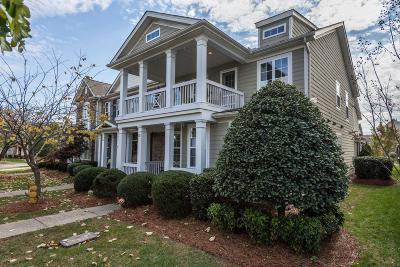 Franklin Condo/Townhouse Under Contract - Not Showing: 305 Pennystone Cir