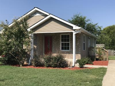 Wilson County Single Family Home Under Contract - Not Showing: 210 Owen St