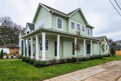 Single Family Home For Sale: 1 Claiborne Street