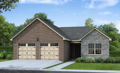 Gallatin Single Family Home For Sale: 1536 Windmere Drive (Lot #cf56)