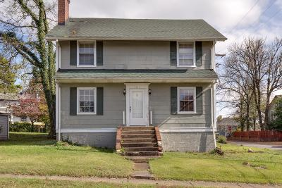 Old Hickory Single Family Home For Sale: 1311 Overton St