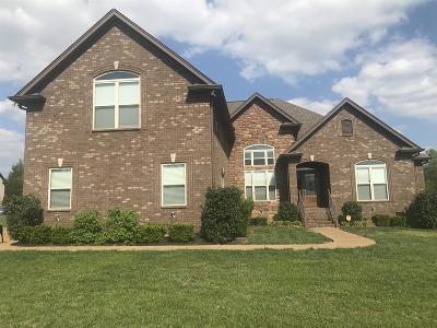 Mount Juliet Single Family Home For Sale: 701 Morriswood Dr