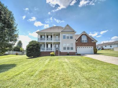 Gallatin Single Family Home Under Contract - Showing: 608 Worthington Pl