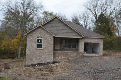 Mount Juliet Single Family Home For Sale: 53 Terrace Hill Rd. #53