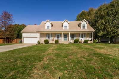 White House Single Family Home Under Contract - Not Showing: 116 Honeysuckle Dr